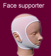 Face supporter